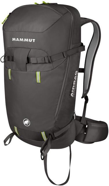 Mammut Klettergurt Maße : Mammut light removable airbag backpack l graphite campz